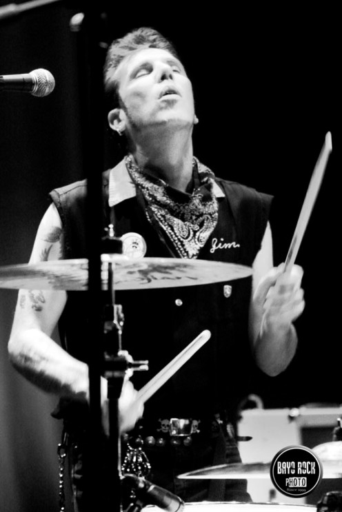 Slim Jim Phantom Trio - 2005 - Durango - Spain
